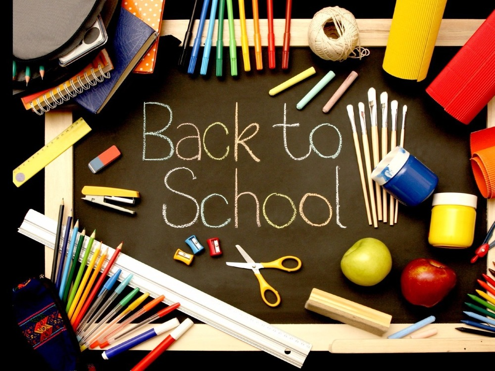 Back To School Update!