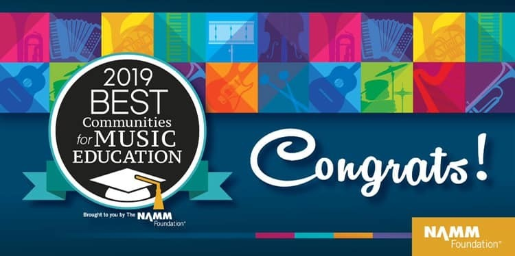 Meridian wins NAMM Award