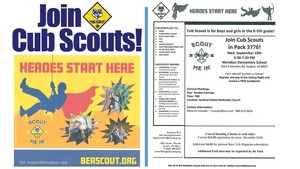 Join Cub Scouts!