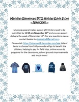 PTO Holiday Online Store