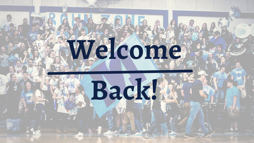 Welcome Back Mustangs!