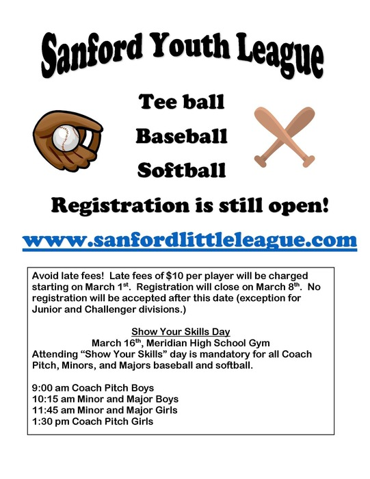 Sanford Youth League