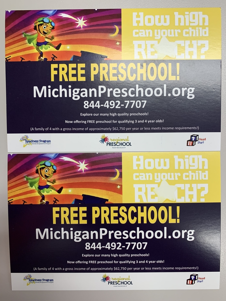 Sign up for Preschool