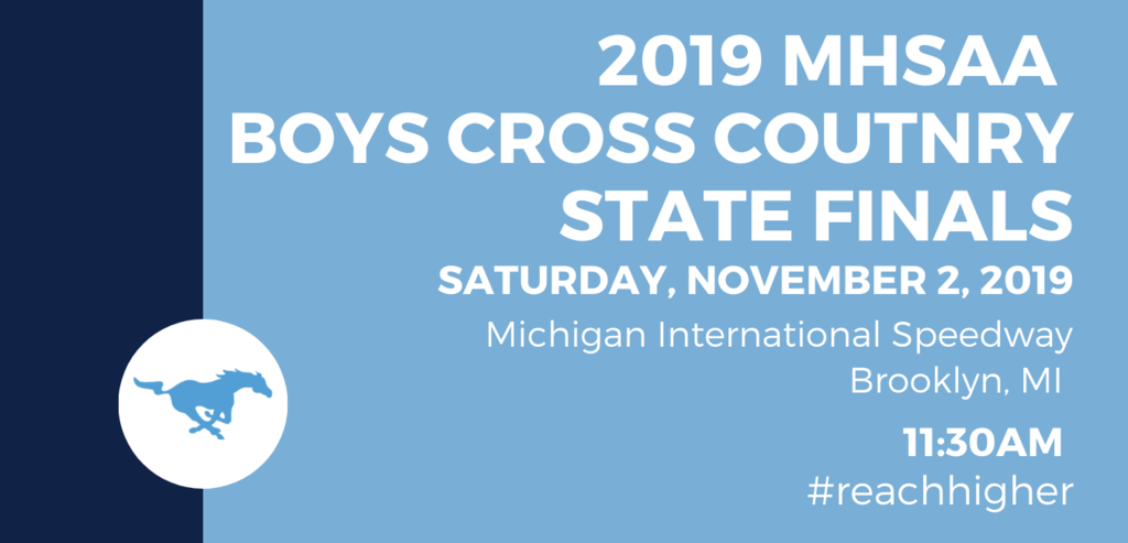 2019 Boys Cross Country Finals