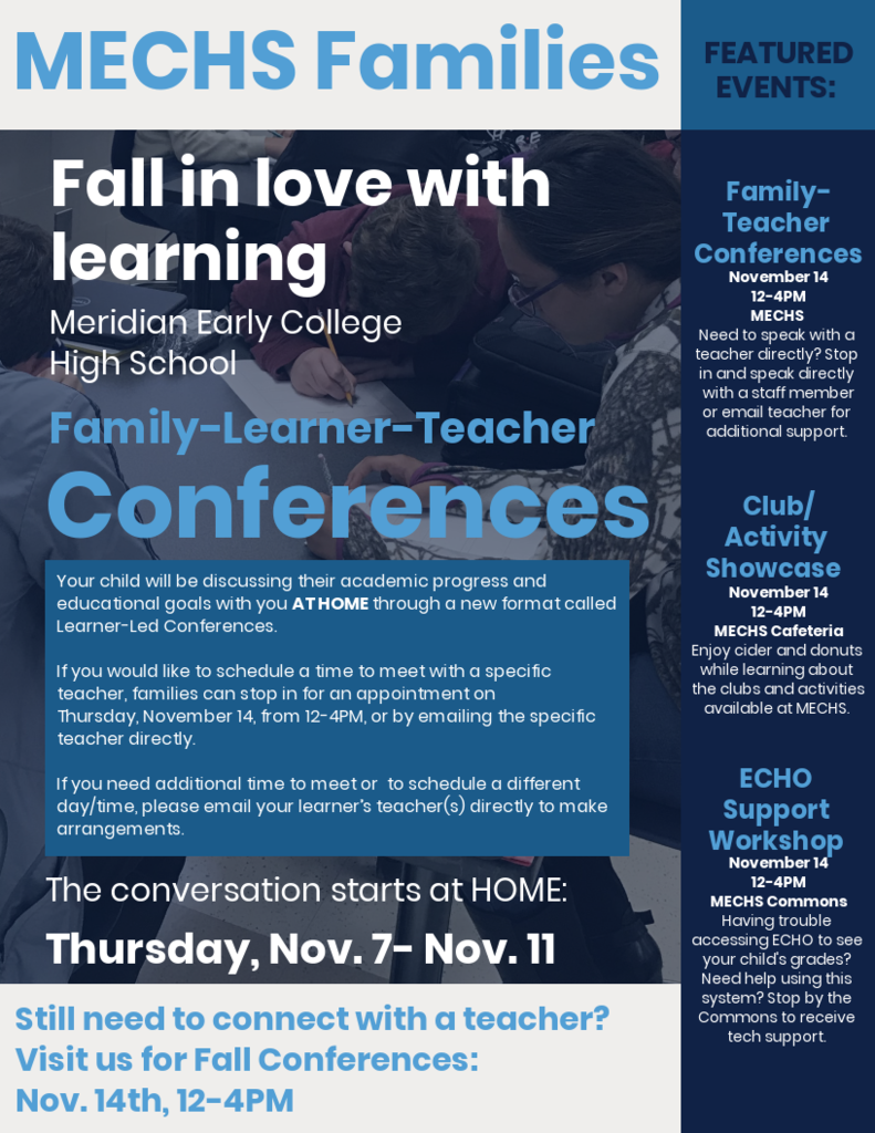 Fall Conferences