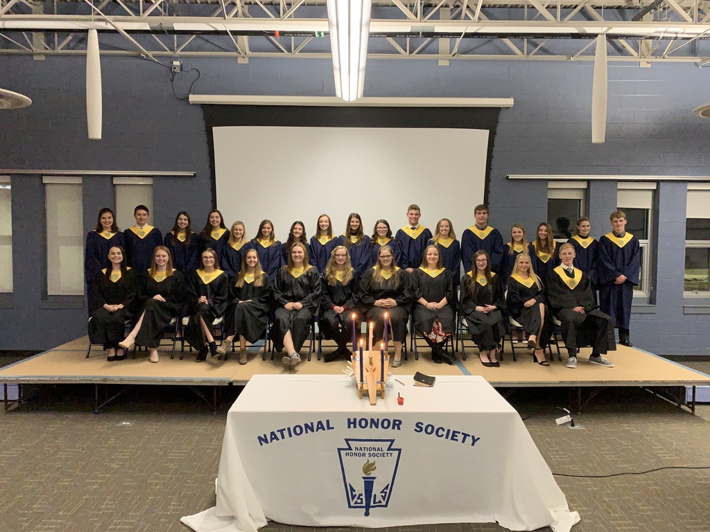 NHS Inductees & Members