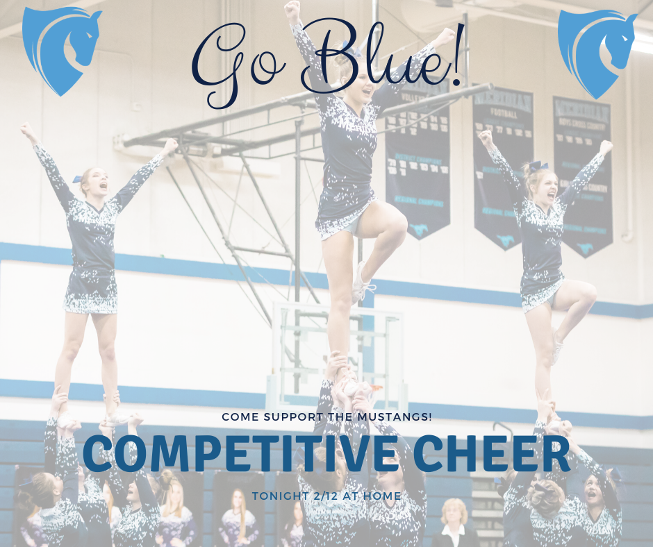 Competitive Cheer 2/12