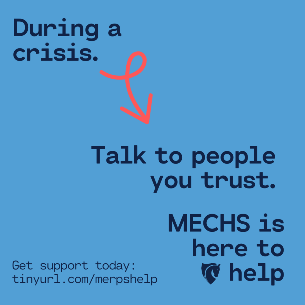 MECHS is here to help you!