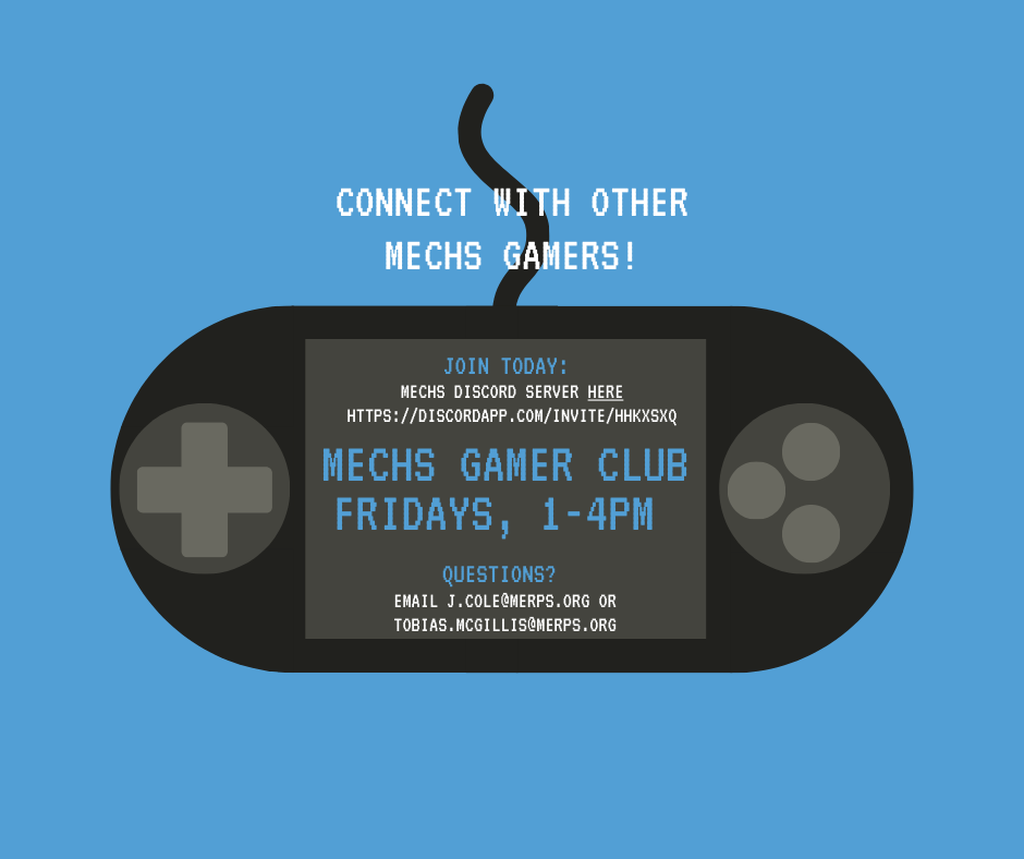 MECHS Gamer Club