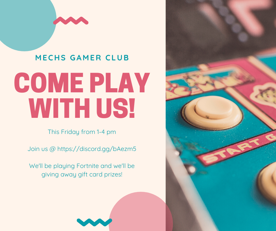 MECHS Game Club