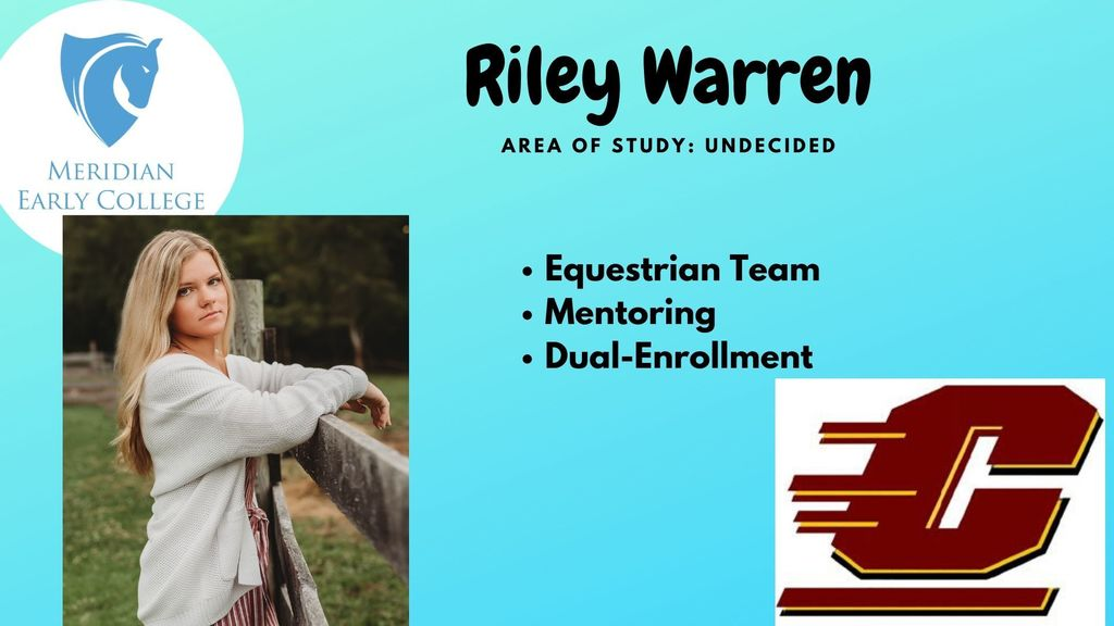 riley warren